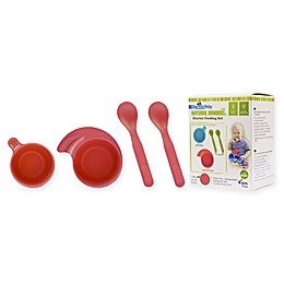 Pacific Baby 4-Piece Starter Feeding Set