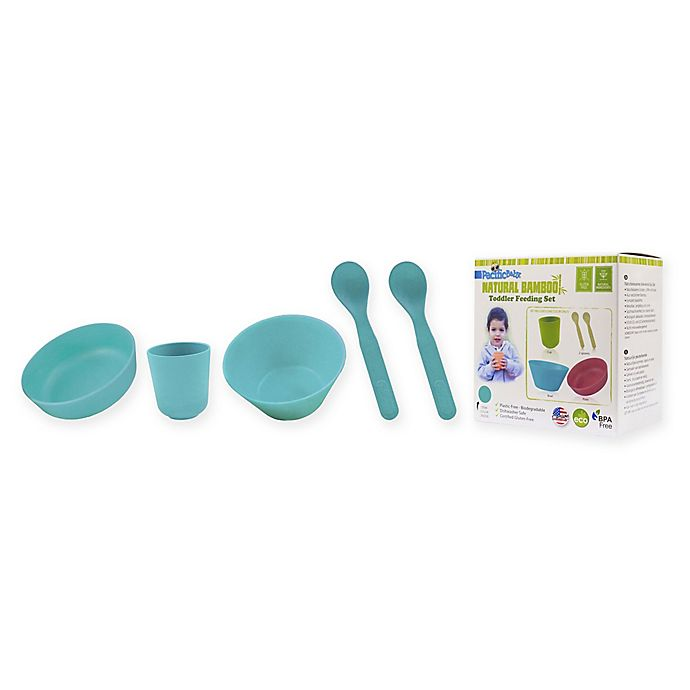 Alternate image 1 for Pacific Baby 5-Piece Toddler Feeding Set