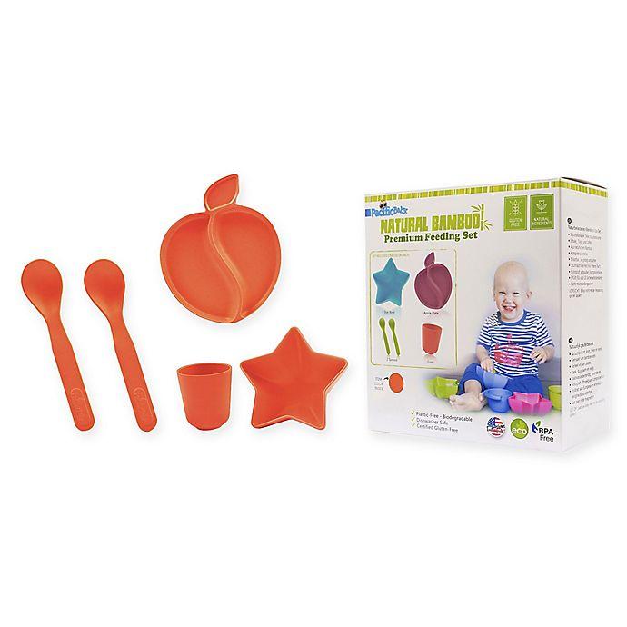 Alternate image 1 for Pacific Baby 5-Piece Premium Feeding Set