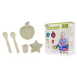 Pacific Baby 5-Piece Premium Feeding Set