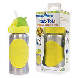 Pacific Baby Hot-Tot 9 fl. oz. Stainless Steel Insulated Toddler Bottle