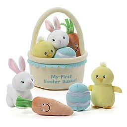Gund® My 1st Easter Basket 5-Piece Playset