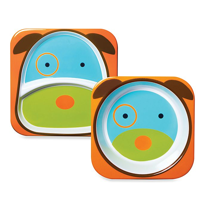 Alternate image 1 for SKIP*HOP® Melamine Tableware - Dog