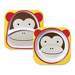 SKIP*HOP® Melamine Tableware - Monkey