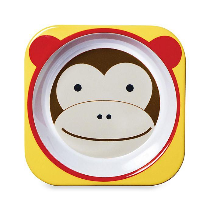 Alternate image 1 for SKIP*HOP® Melamine Bowl in Monkey