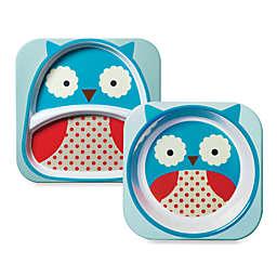 SKIP*HOP® Melamine Tableware - Owl