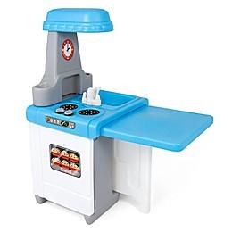 Simplay3® Play Around Kitchen & Activity Center in Blue/Grey