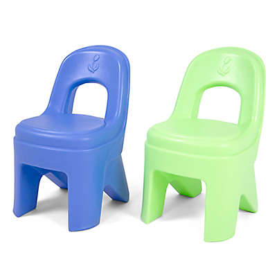 Simplay3® Play Around Chairs in Blue/Green (Set of 2)