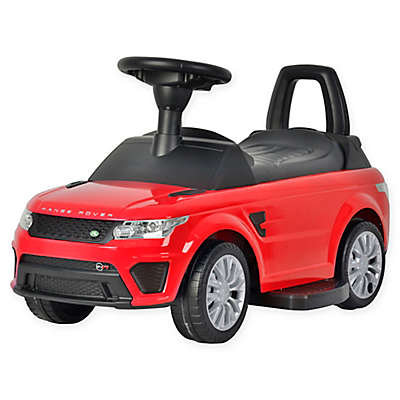 Best Ride On Cars® Range Rover Sport SVR 6V Ride-On Car in Red