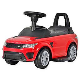 Best Ride On Cars® Range Rover Sport SVR 6V Ride-On Car in Red