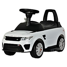 Best Ride On Cars® Range Rover Sport SVR 6V Ride-On Car in White