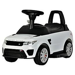 Best Ride On Cars® Range Rover Sport SVR 6V Ride-On Car in White