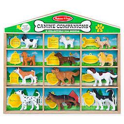Melissa & Doug® 12-Piece Canine Companions Play Set