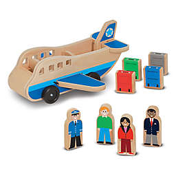 Melissa & Doug® Wooden Toy Airplane