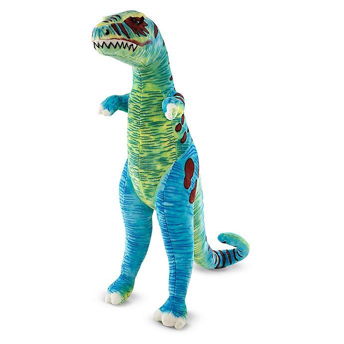 Alternate image 1 for Melissa & Doug® Giant T-Rex Plush Toy
