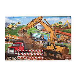 Melissa & Doug® 48-Piece Building Site Floor Puzzle