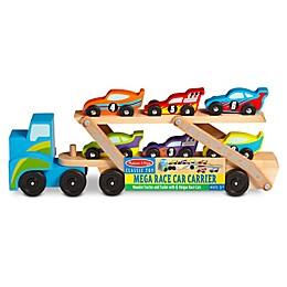 Melissa & Doug® Mega Race Car Carrier