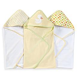 Spasilk® Hooded Towels (Pack of 3) - Duck