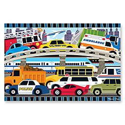Melissa & Doug® Traffic Jam 24-Piece Floor Puzzle