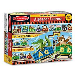 Melissa & Doug® Alphabet Express 27-Piece Floor Puzzle