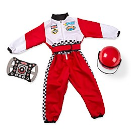 Melissa & Doug® Race Car Driver Role Playset