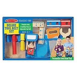 Melissa & Doug® Deluxe Tool Belt Set