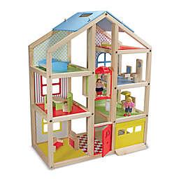 Melissa & Doug® Hi-Rise Dollhouse