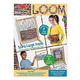 Melissa & Doug® Multi-Craft Weaving Loom