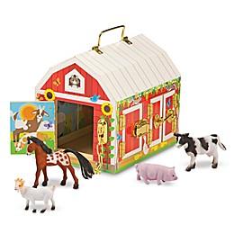 Melissa & Doug® Wooden Latches Barn