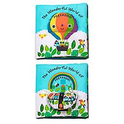 "Melissa & Doug® ""The Wonderful World of Peekaboo!"" Soft Activity Book"