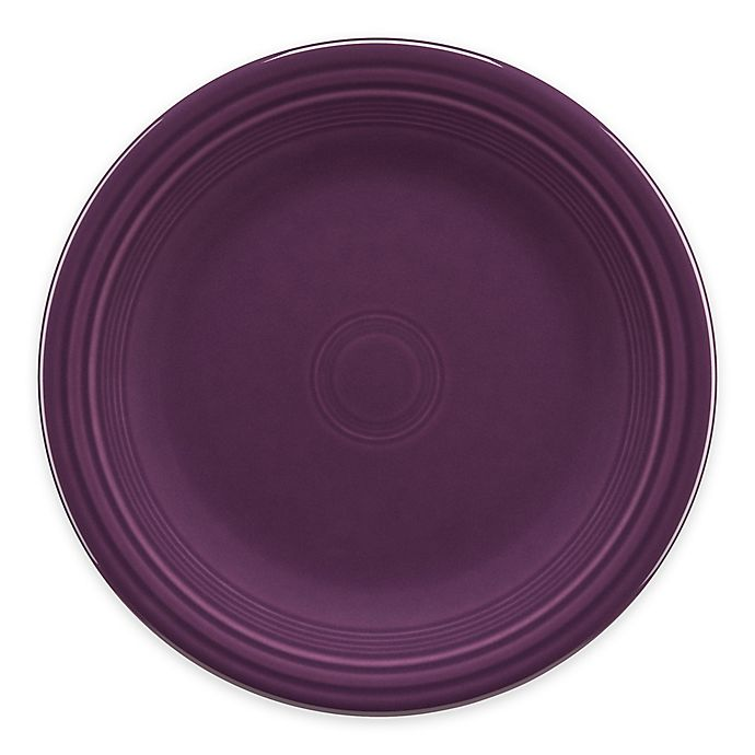Alternate image 1 for Fiesta® Dinner Plate in Mulberry
