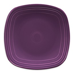 Fiesta® Square Dinner Plate in Mulberry