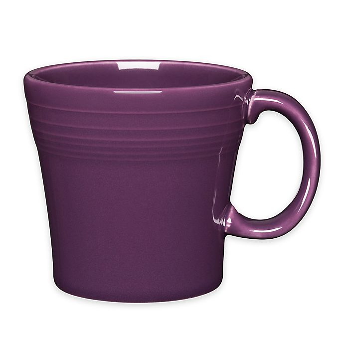 Alternate image 1 for Fiesta® Tapered Mug in Mulberry