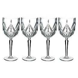 Marquis® by Waterford Lacey Goblets (Set of 4)