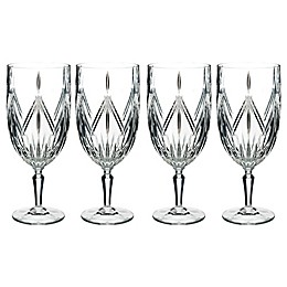 Marquis® by Waterford Lacey Iced Beverage Glasses (Set of 4)