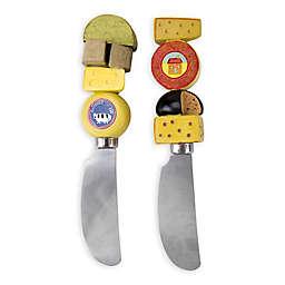 Boston Warehouse® Cheese Spreaders (Set of 2)