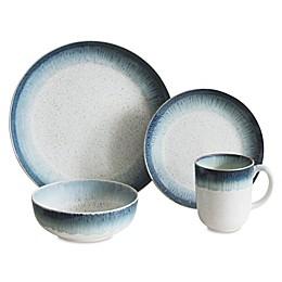Baum Marina 16-Piece Dinnerware Set in Blue