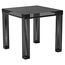 Novogratz Iconic Metal End Table