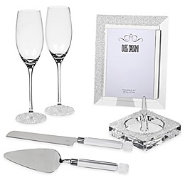 Oleg Cassini Ice Crystals Fine Giftware Collection