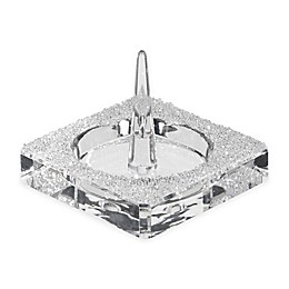 Oleg Cassini Ice Crystals Ring Holder