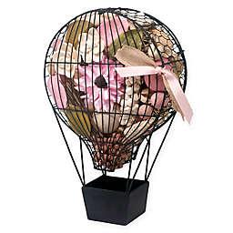 Lumiere English Garden Wire Cage Balloon Potpourri