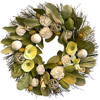 Lumiere Summer by the Pond Wreath