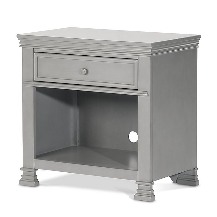 Alternate image 1 for Child Craft™ Legacy Westgate Nightstand in Chelsea Grey
