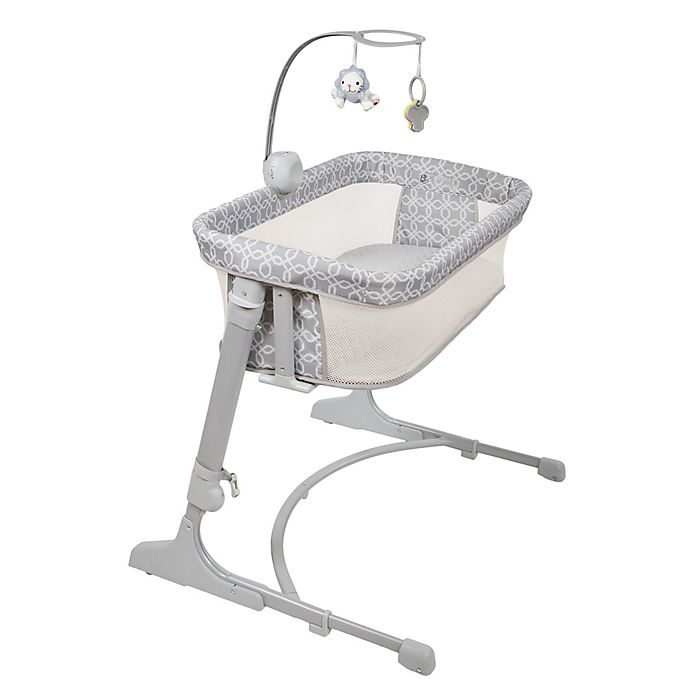 Alternate image 1 for Arm's Reach® The Co-Sleeper® Versatile Bassinet in Ivory/Grey