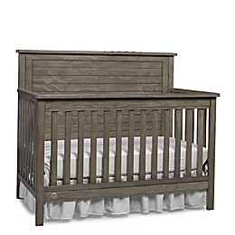 Fisher-Price® Quinn 4-in-1 Convertible Crib in Vintage Grey