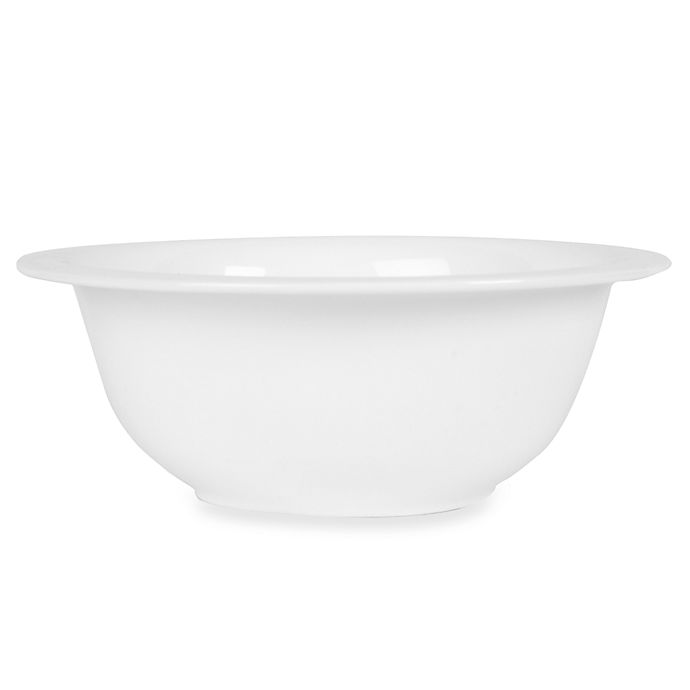 Alternate image 1 for Nevaeh White® by Fitz and Floyd® Rim Cereal Bowl