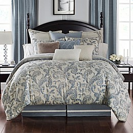 Waterford® Florence Reversible Duvet Cover Set