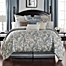 Part of the Waterford® Florence Reversible Duvet Cover Set