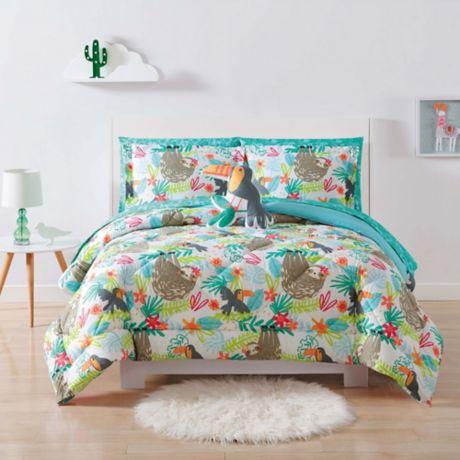 Laura Hart Kids Hanging Out Comforter Set Bed Bath Amp Beyond