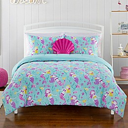Sea Goddess Comforter Set